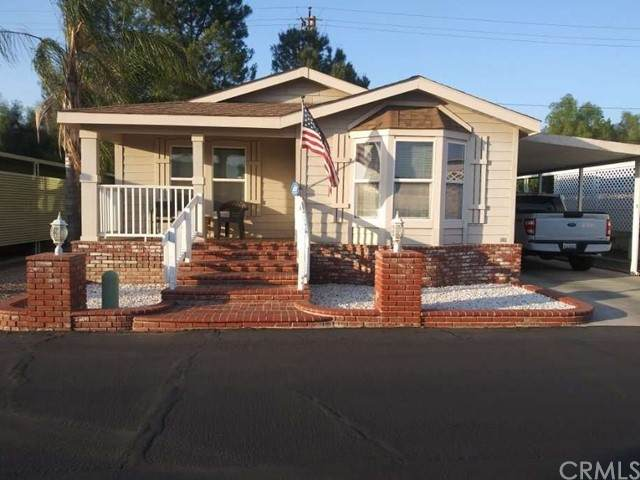 45521 State Highway 74 #50, Hemet, CA 92544 (#FR21203711) :: Windermere Homes & Estates