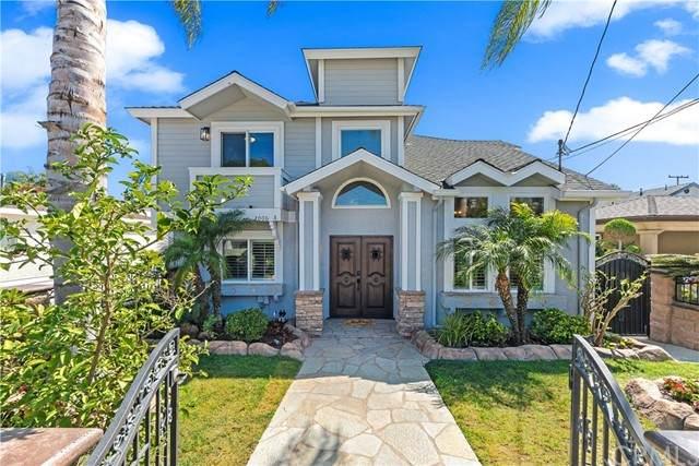 2006 Warfield Avenue A, Redondo Beach, CA 90278 (#SB21179490) :: SD Luxe Group