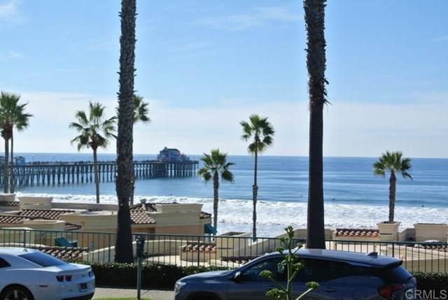 400 N Pacific Street #121, Oceanside, CA 92054 (#NDP2110712) :: Solis Team Real Estate