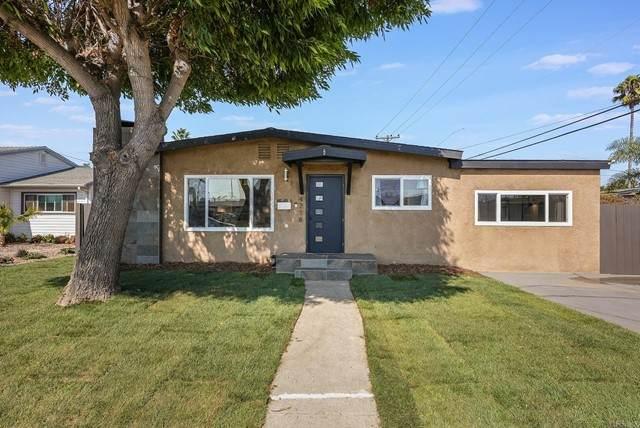 4718 Tonopah Avenue, San Diego, CA 92110 (#PTP2106547) :: Compass