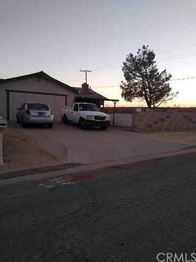 2892 Benito Avenue, Mojave, CA 93501 (#CV21198822) :: Solis Team Real Estate