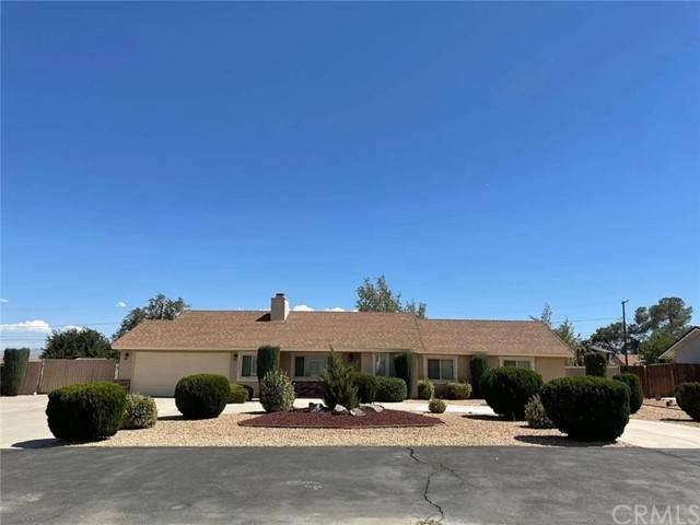 15081 La Brisa Road, Victorville, CA 92392 (#WS21204132) :: Windermere Homes & Estates