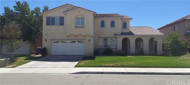 12287 Bayou Place, Victorville, CA 92392 (#CV21202624) :: Windermere Homes & Estates
