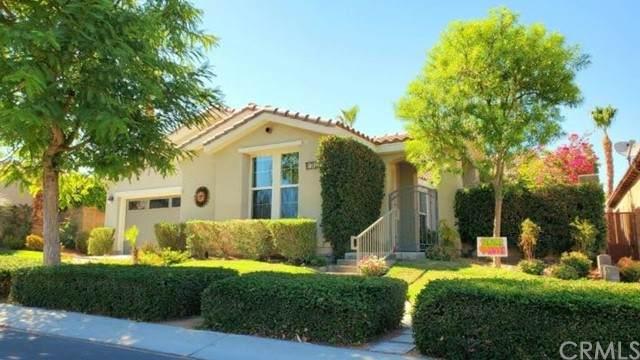 81302 Stone Crop Lane, La Quinta, CA 92253 (#OC21204153) :: The Todd Team Realtors