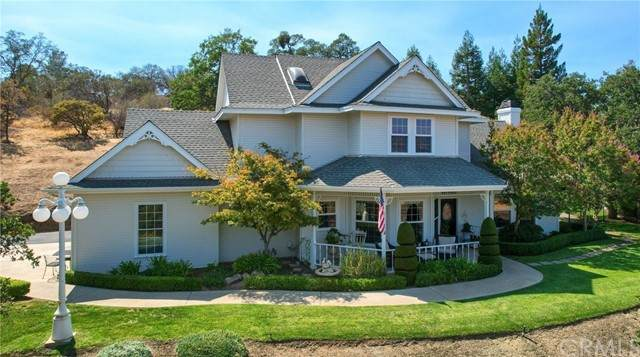 41790 Lilley Mountain Drive, Coarsegold, CA 93614 (#MD21204049) :: San Diego Area Homes for Sale