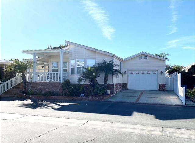 20701 Beach #287, Huntington Beach, CA 92648 (#OC21204307) :: Yarbrough Group