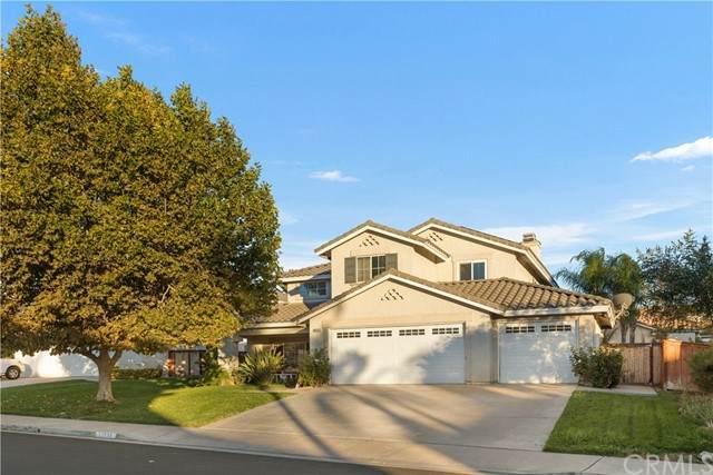 39956 Via Espana, Murrieta, CA 92562 (#SW21199583) :: Windermere Homes & Estates