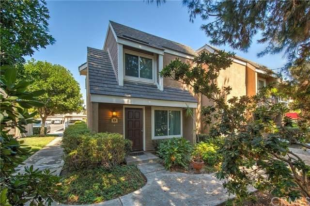 13 Greenleaf #5, Irvine, CA 92604 (#OC21201059) :: SunLux Real Estate