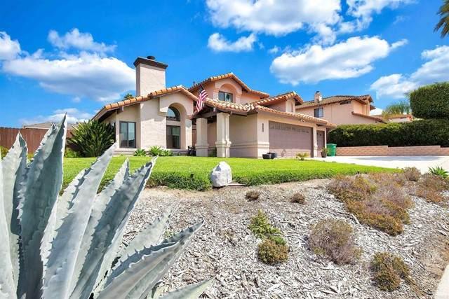 1210 Larchwood Drive, Oceanside, CA 92056 (#NDP2110745) :: Solis Team Real Estate