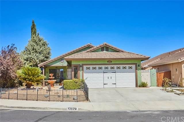 13570 Ironstone Circle, Victorville, CA 92392 (#CV21202175) :: Windermere Homes & Estates