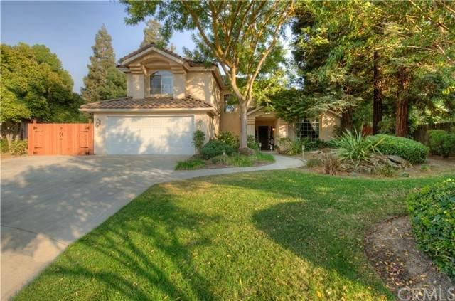 1199 E Woodhaven Lane, Fresno, CA 93720 (#SC21204517) :: Wannebo Real Estate Group