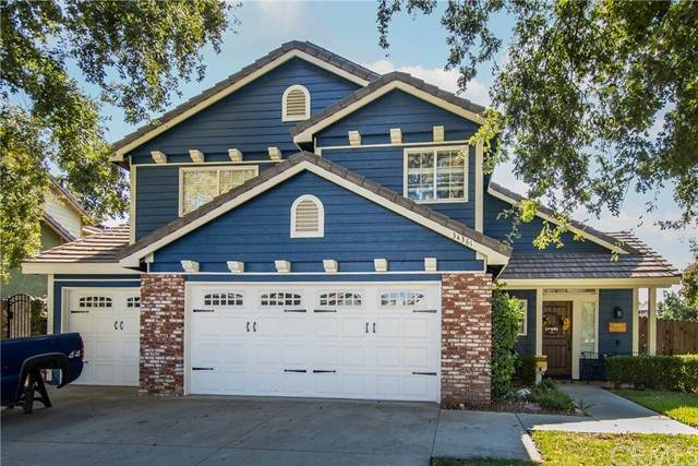 34381 Bella Vista Drive, Yucaipa, CA 92399 (#EV21204571) :: SunLux Real Estate