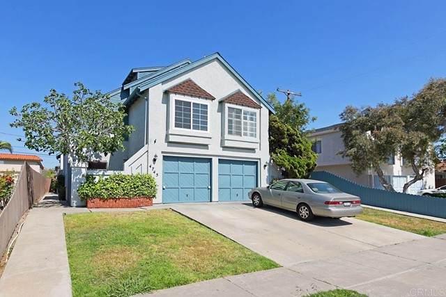 4745 Hawley Boulevard #3, San Diego, CA 92116 (#PTP2106572) :: The Stein Group