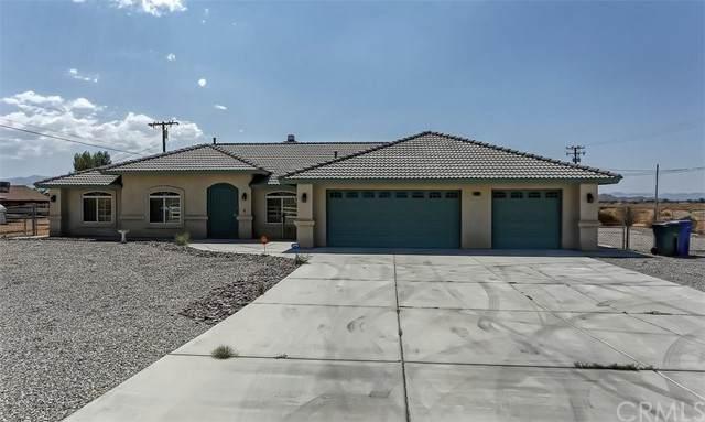 20921 Huasna Road, Apple Valley, CA 92307 (#CV21204765) :: Windermere Homes & Estates