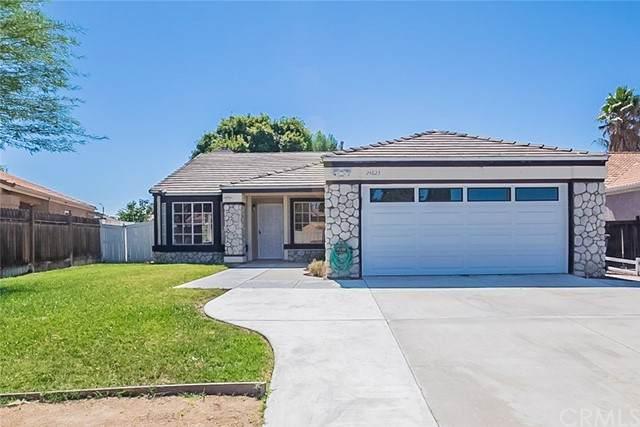 24823 Hollyleaf Lane, Murrieta, CA 92562 (#IV21204870) :: Windermere Homes & Estates