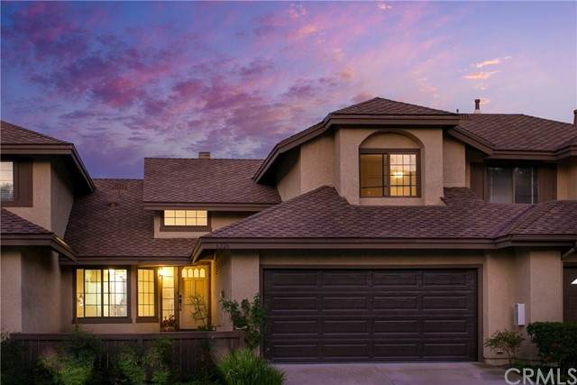 6226 E Coral Circle, Anaheim Hills, CA 92807 (#PW21203238) :: SD Luxe Group