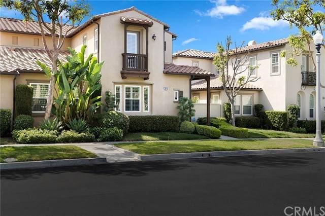 107 Vermillion, Irvine, CA 92603 (#NP21204803) :: Keller Williams - Triolo Realty Group