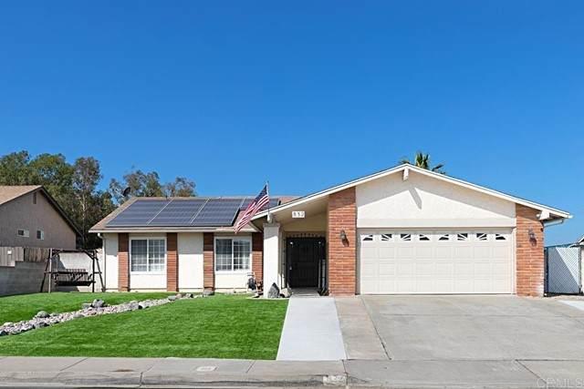 832 Dorothy, El Cajon, CA 92019 (#PTP2106579) :: Keller Williams - Triolo Realty Group
