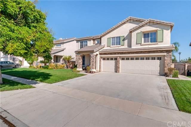 4235 S Havenridge, Corona, CA 92883 (#IG21204932) :: Wannebo Real Estate Group