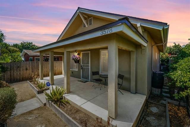 3578 42nd St, San Diego, CA 92105 (#PTP2106580) :: Solis Team Real Estate