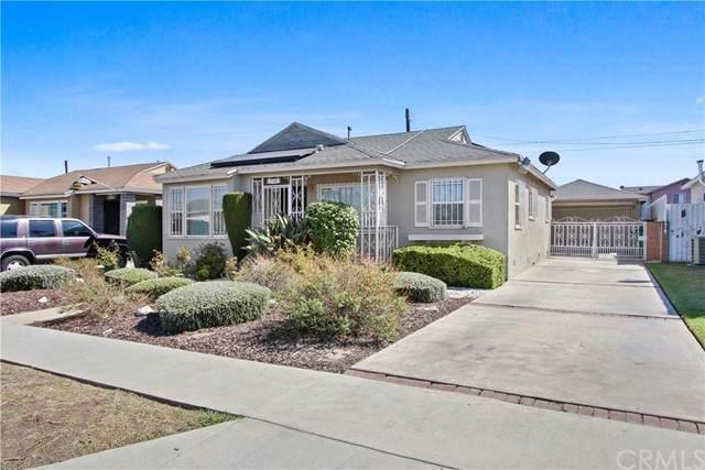 1348 E 142nd Street, Compton, CA 90222 (#PW21204934) :: Solis Team Real Estate