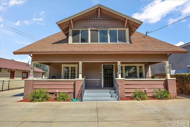 4367 Jurupa Avenue, Riverside, CA 92506 (#IV21205007) :: Keller Williams - Triolo Realty Group