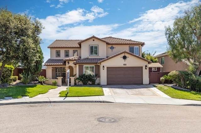 10757 El Caballo Avenue, San Diego, CA 92127 (#NDP2110813) :: Solis Team Real Estate