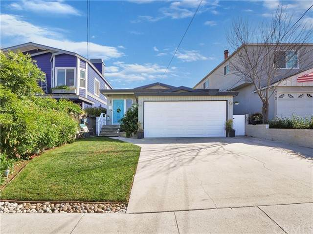 1714 Belmont Lane, Redondo Beach, CA 90278 (#PV21205045) :: SD Luxe Group