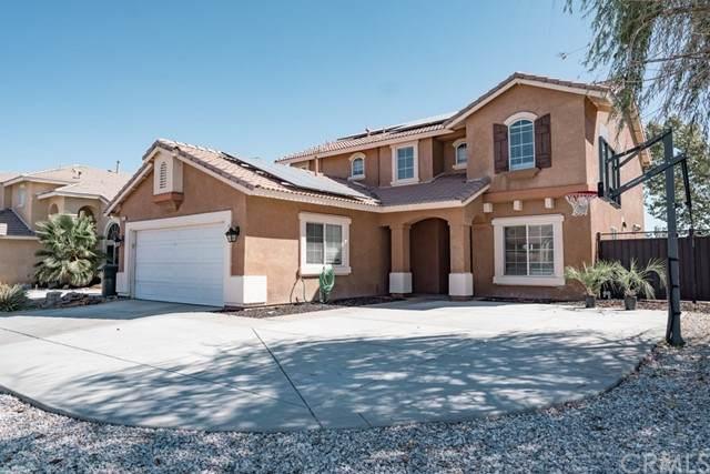 12221 Knobhill Lane, Victorville, CA 92392 (#IG21204953) :: Windermere Homes & Estates