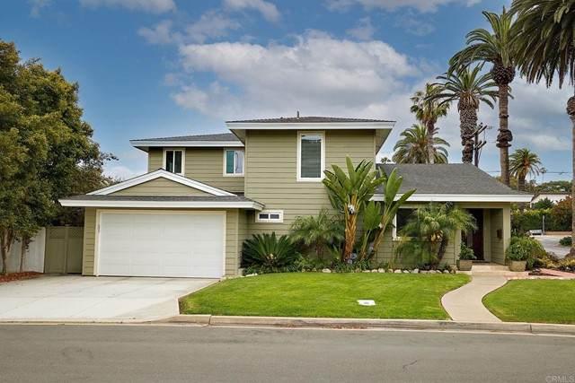 803 Temple Street, San Diego, CA 92106 (#NDP2110857) :: Keller Williams - Triolo Realty Group