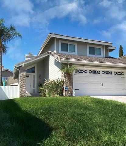 14824 Gable Ridge Road, San Diego, CA 92128 (#PTP2106619) :: The Stein Group