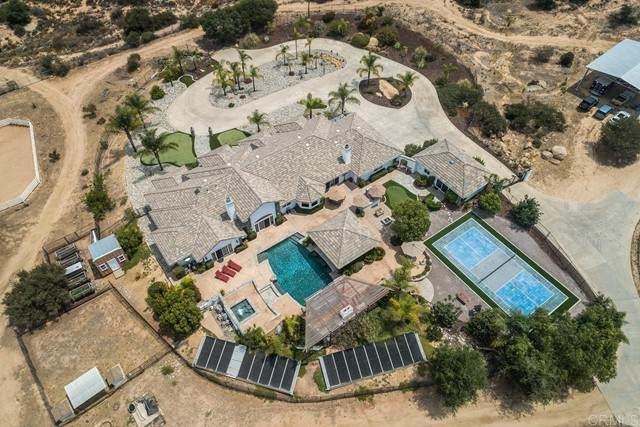7450 Rainbow Heights Rd, Fallbrook, CA 92028 (#NDP2110870) :: Solis Team Real Estate