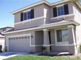 1361 Cooper Beech Place, San Jacinto, CA 92582 (#OC21198007) :: The Stein Group