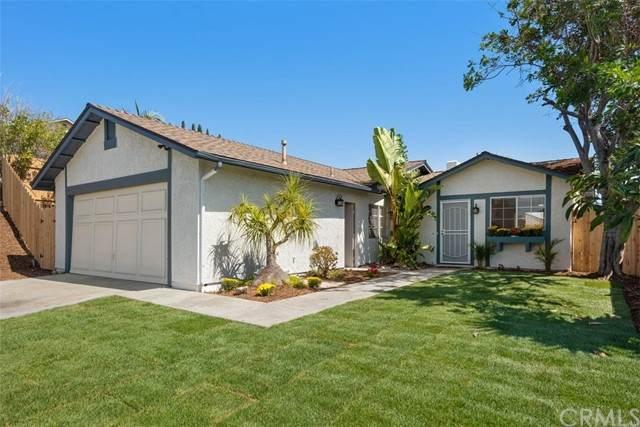 7415 Carrie Ridge Way, San Diego, CA 92139 (#SW21206393) :: The Stein Group