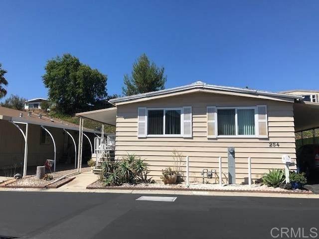 525 W El Norte Parkway #254, Escondido, CA 92026 (#NDP2110880) :: San Diego Area Homes for Sale
