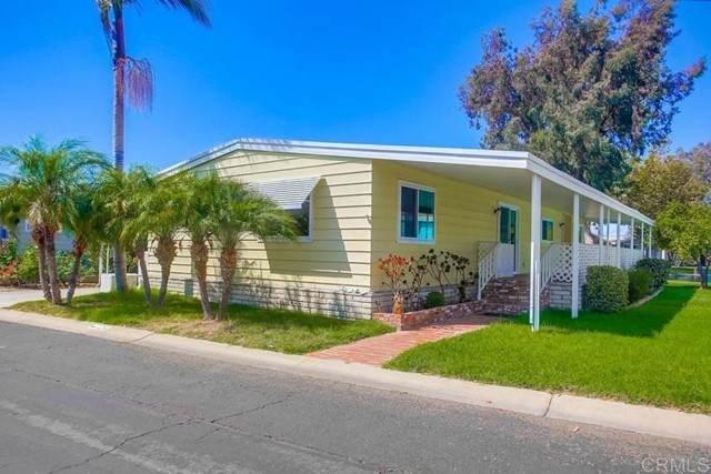 276 El Camino Real #126, Oceanside, CA 92058 (#NDP2110891) :: Solis Team Real Estate