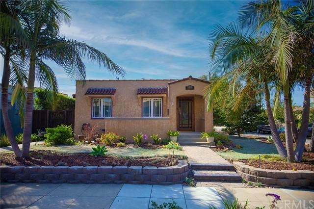 3800 E Wilton Street, Long Beach, CA 90804 (#PW21206338) :: Wannebo Real Estate Group