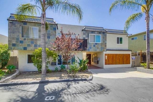 6735 Amherst St. 1E, San Diego, CA 92115 (#PTP2106632) :: The Miller Group