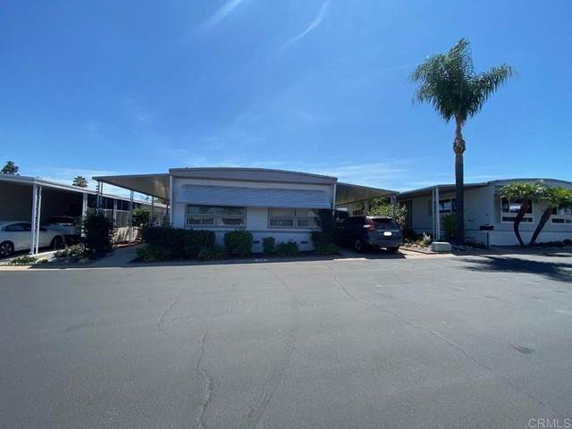 8301 Mission Gorge Rd #286, Santee, CA 92071 (#PTP2106633) :: The Miller Group