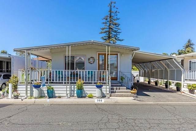 200 N El Camino Real #308, Oceanside, CA 92058 (#NDP2110901) :: Solis Team Real Estate
