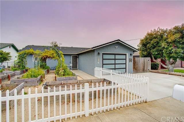 1480 Mentone Avenue, Grover beach, CA 93433 (#PI21200537) :: American Dreams Real Estate