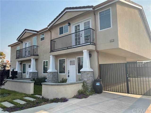 24712 Pennsylvania Avenue B, Lomita, CA 90717 (#SB21203931) :: American Dreams Real Estate