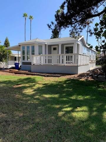1219 E Barham Dr #96, San Marcos, CA 92078 (#NDP2110908) :: Solis Team Real Estate