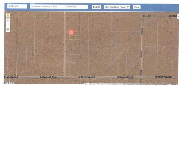 0 California City, California City, CA 93505 (#CV21207569) :: Wannebo Real Estate Group