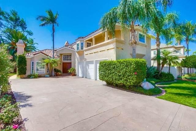 12385 Fairway Pointe Row, San Diego, CA 92128 (#PTP2106648) :: Compass