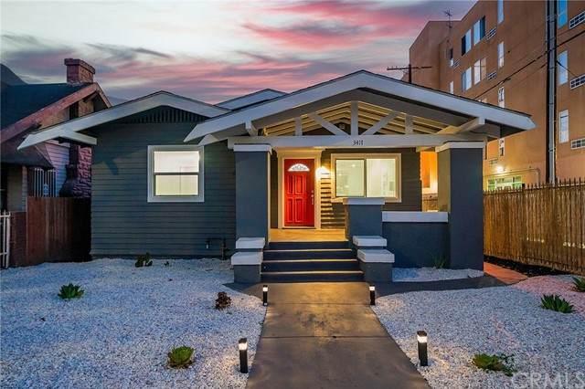 3417 Arlington Avenue, Los Angeles, CA 90018 (#DW21208332) :: Solis Team Real Estate
