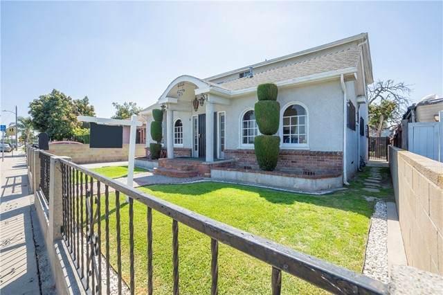 728 W Poplar Street, Compton, CA 90220 (#SB21208577) :: Solis Team Real Estate