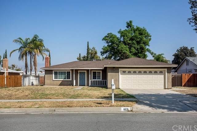 829 Doyle Avenue, Redlands, CA 92374 (#CV21205051) :: Solis Team Real Estate