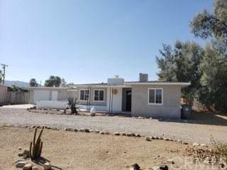 74397 Cottonwood Drive, 29 Palms, CA 92277 (#JT21208995) :: Wannebo Real Estate Group