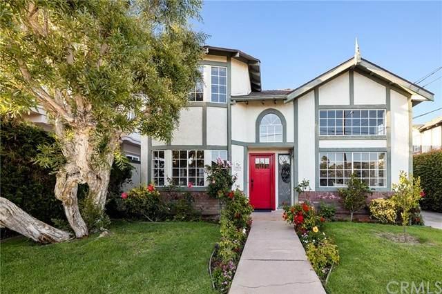 1807 Harriman Lane A, Redondo Beach, CA 90278 (#SB21208674) :: The Legacy Real Estate Team